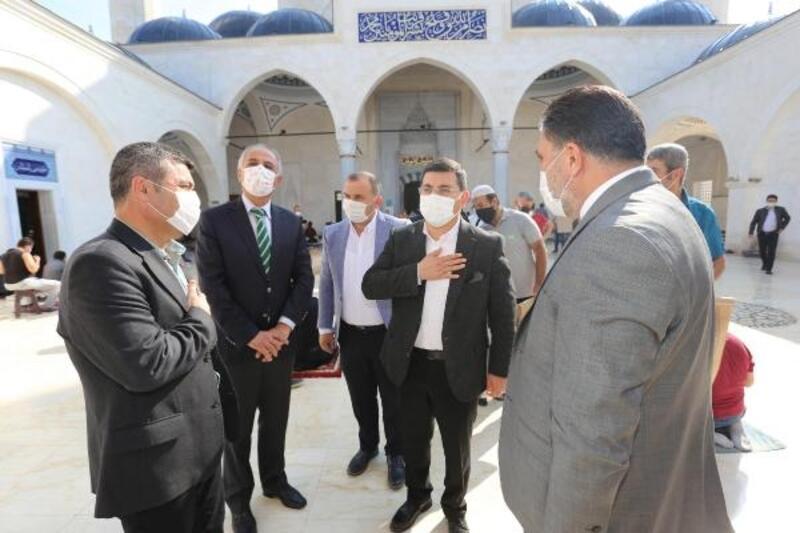 Kepez'den kahraman sağlıkçılara mevlit