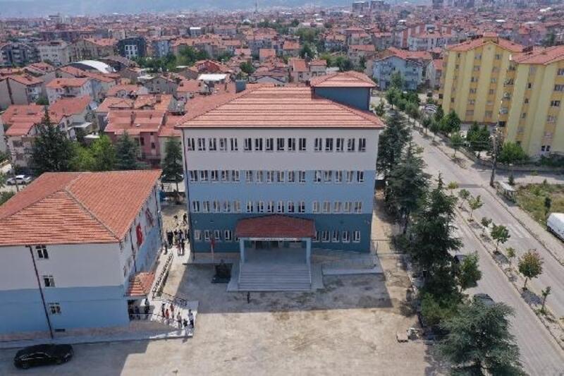 Isparta'da okullar depreme dayanıklı hale getiriliyor