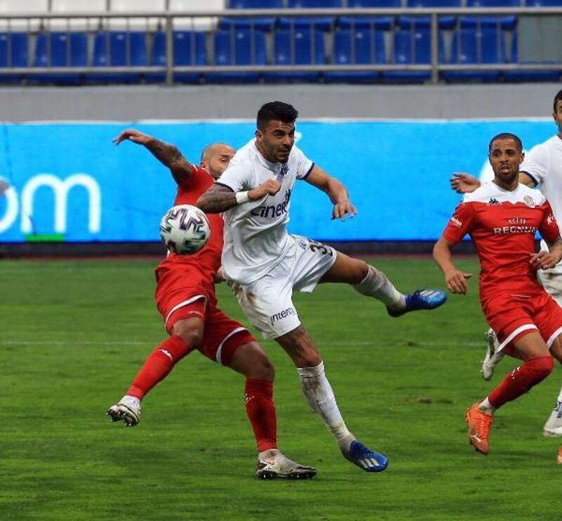 Kasımpaşa - Fraport TAV Antalyaspor 2-2