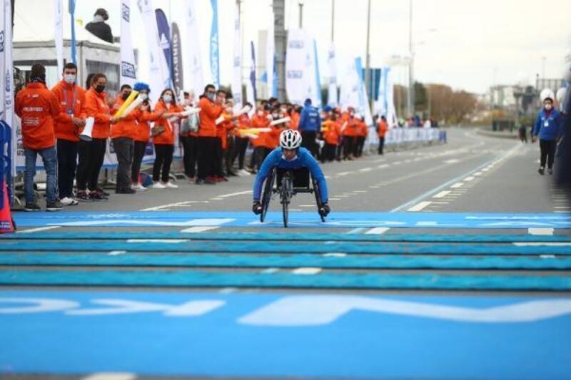 BaşkanÇağırıcı: 42. İstanbul Maratonu'nda parkur değişti, şampiyonlar değişmedi