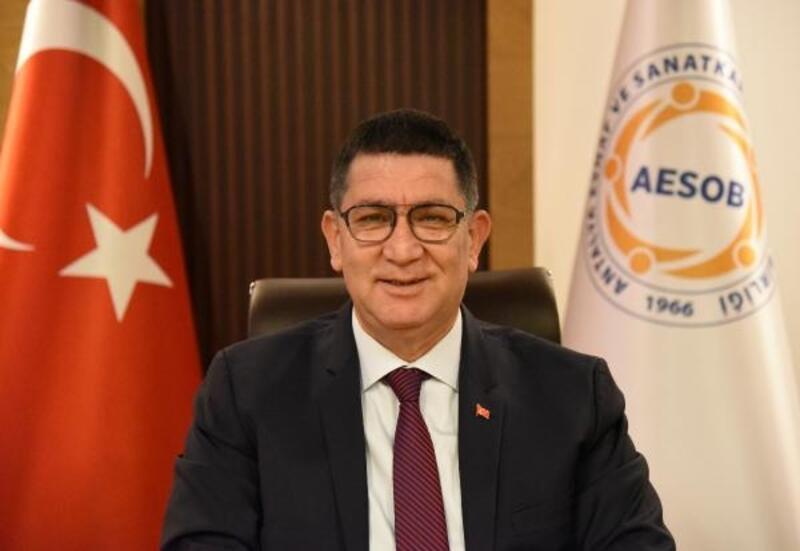 AESOB Başkanı Dere'nin 10 Kasım mesajı