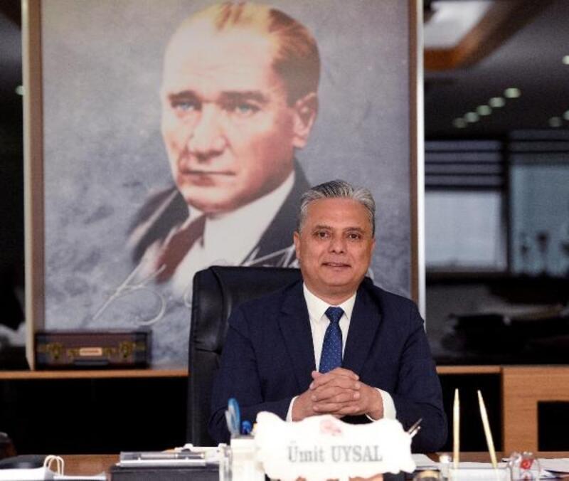 Başkan Uysal'dan, 10 Kasım mesajı