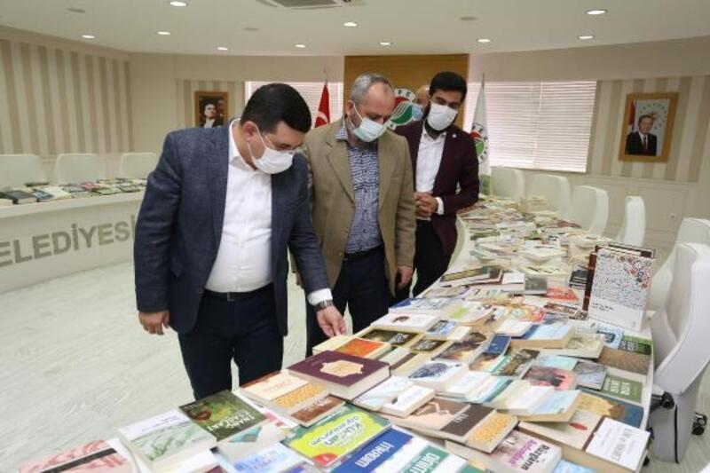Cemil Meriç Kitaplığı'na bir bağış daha