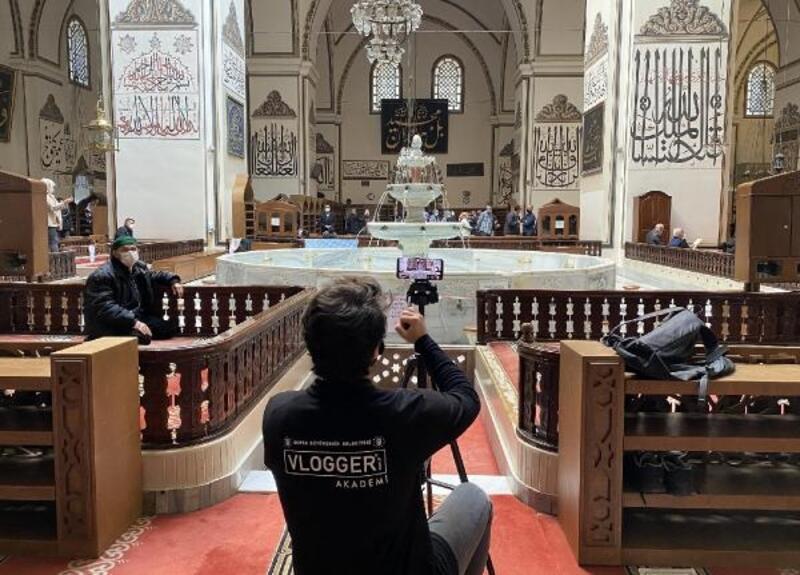 Bursa'da Vlogger Akademisi başladı