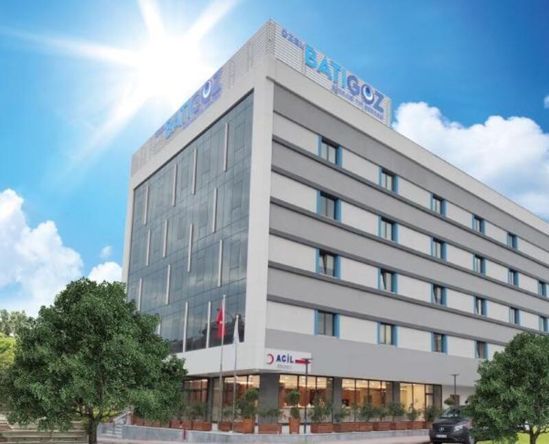 Batıgöz'den Hatay'a İskenderun Cerrahi Tıp Merkezi