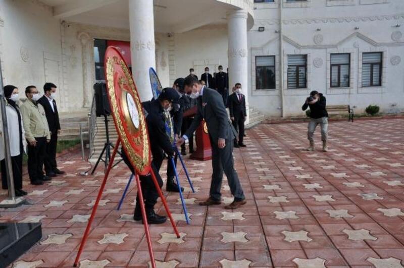 Derik'te 10 Kasım Atatürk'ü Anma Günü