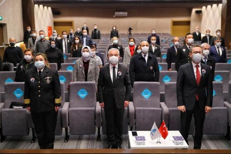 Gazi Mustafa Kemal Atatürk Başakşehir'de anıldı