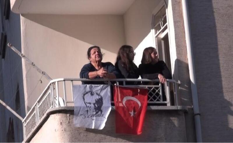 Atatürk ölüm yıldönümünde en sevdiği şarkılarla anıldı