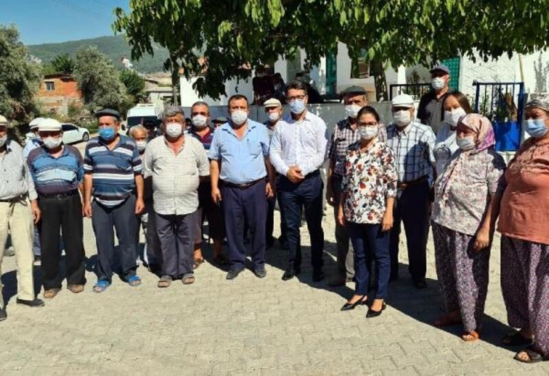 Yeniköy Kemerköy Termik Santrali 25 çevre köyü ziyaret etti