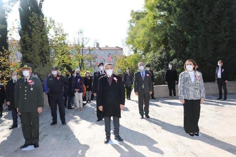 Kırklareli'nin düşman işgalinden kurtuluşu törenle kutlandı