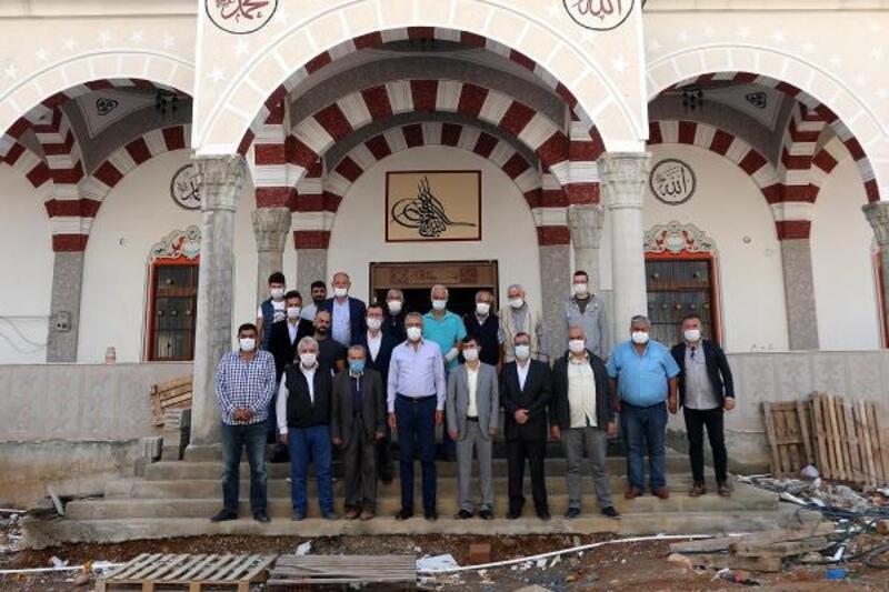 Mescid-i Aksa Camii'nde sona gelindi