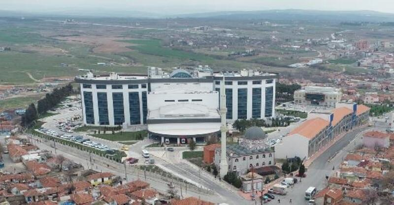 Kırklareli Eğitim ve Araştırma Hastanesi'ne 250 yataklı ek bina yapılacak