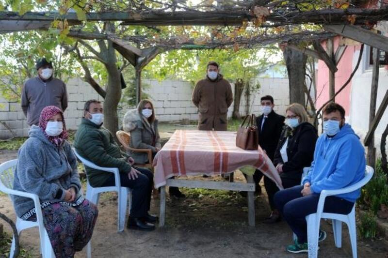 Kırklareli'nde, 'Köyümde yaşamak için bir sürü  nedenim var' projesi hayata geçti