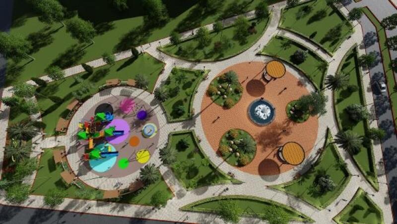 Ceyhan'da her mahalleye park sözü devam ediyor