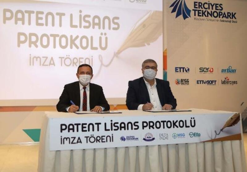 ERÜ, hak sahipliğindeki 5 ayrı patenti ticarileştirdi