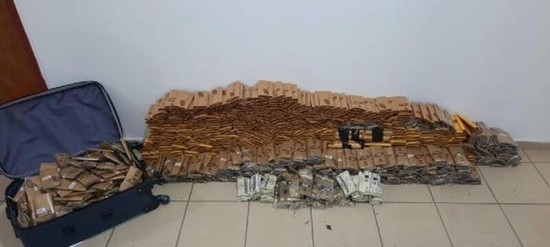 Malatya'da uyuşturucu ve kaçakçılık operasyonu: 5 gözaltı