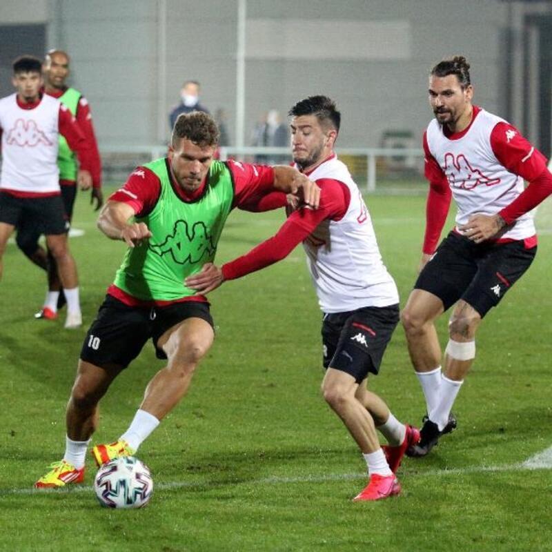 Antalyaspor tempo yükseltti