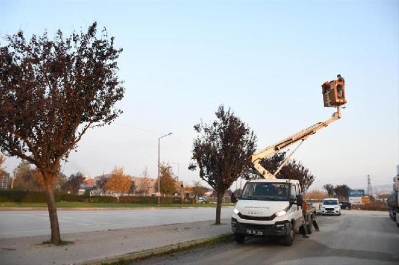 İnegöl trafiği azaltmak için proje çalışması