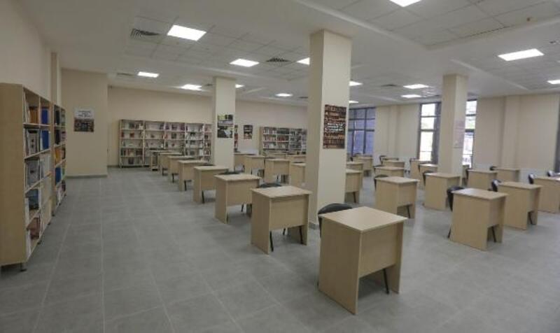 Yenimahalle kütüphaneleri kapılarını açtı