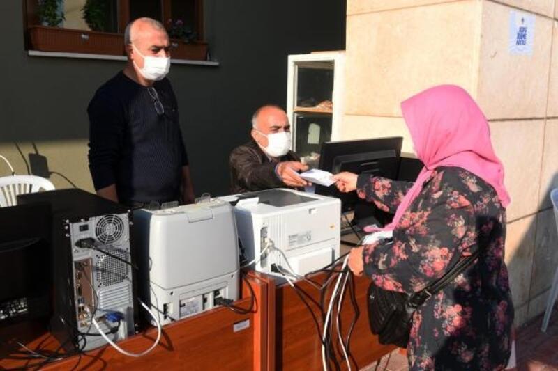Yenişehir'de vergi tedbiri