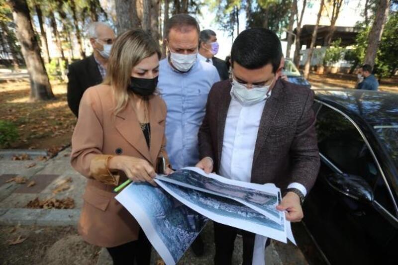 Pil Fabrikası 'Millet Bahçesi' projesiyle kapılarını halka açıyor