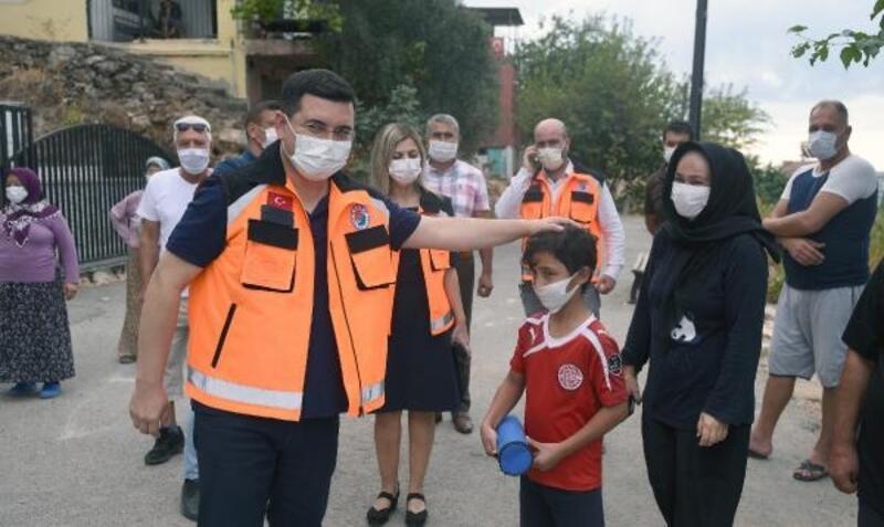 Erenköy'de çocukların istediği parkın yapımı başladı