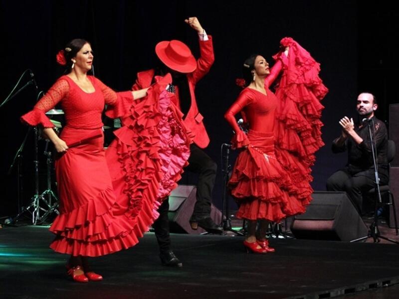 Piyano Festivalinde Flamenko rüzgarı