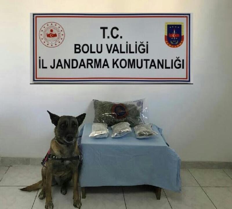 1 kilo esrarla yakalanan şüpheli tutuklandı