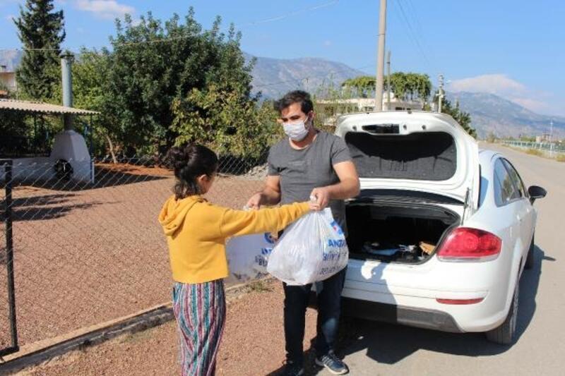 Çölyak hastalarına glutensiz gıda yardımı ilçelerde devam ediyor