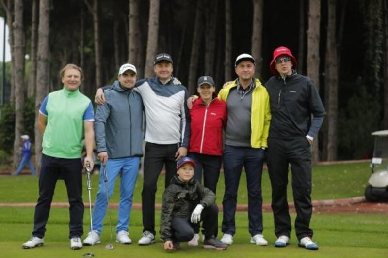 Regnum Rusya Kulüplerarası Golf Şampiyonası başladı