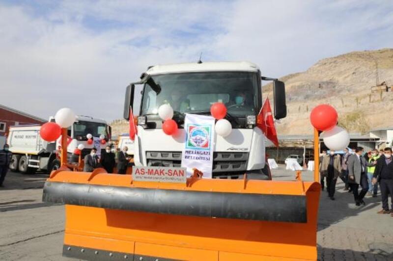Melikgazi Belediyesi, 34 yeni aracı bünyesine kattı