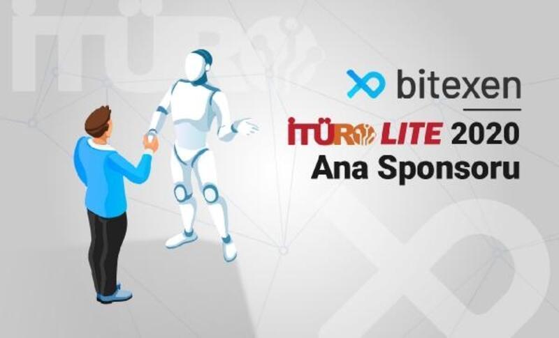 Bitexen Teknoloji İTÜRO LITE'ın ana sponsoru oldu