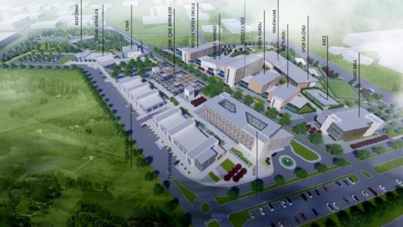 Kırklareli OSB'ye 3 bin 470 kişilik yeni istihdam