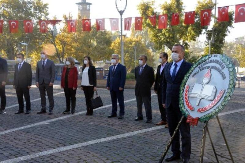 Kahramanmaraş'ta 24 Kasım kutlandı