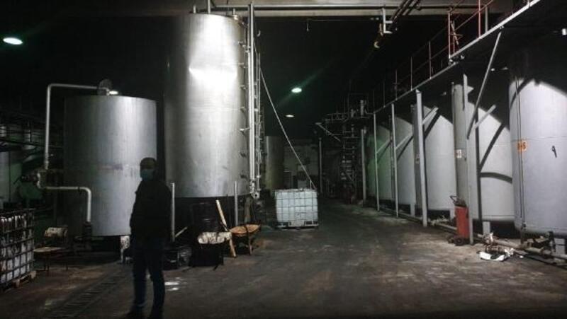 Kamyonda 15 bin litre kaçak akaryakıt