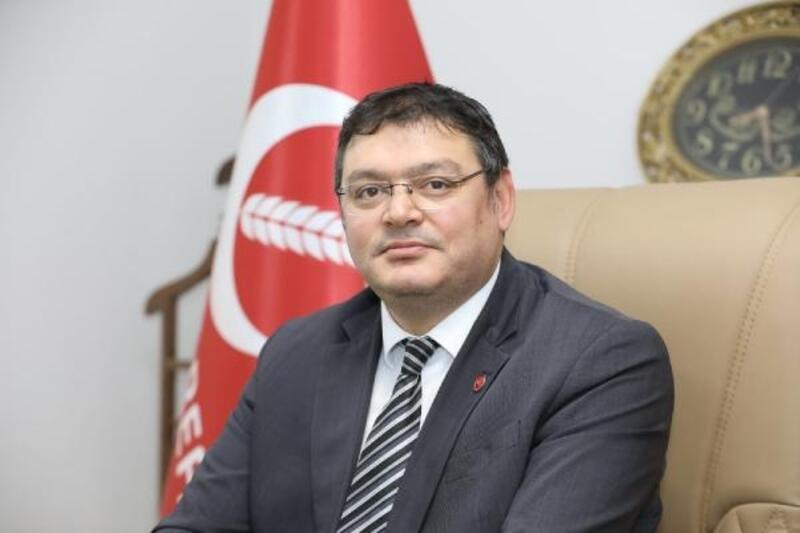 Başkan Narin'den, 'Öğretmenler Günü' mesajı