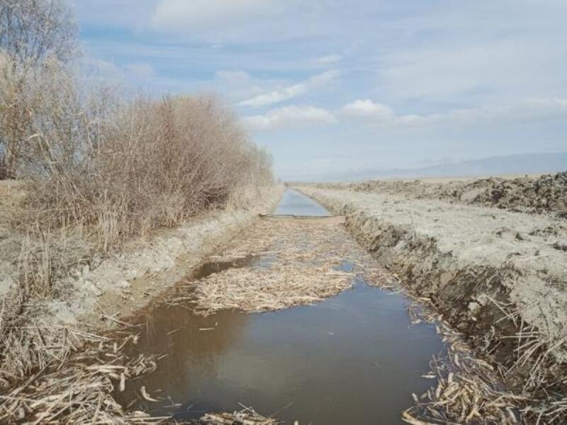 Eber Gölü'ne kayık yolları