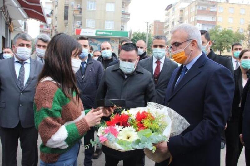 Diyarbakır'da günde 20 bin insanın ziyaret ettiği Sakarya Caddesi yenileniyor
