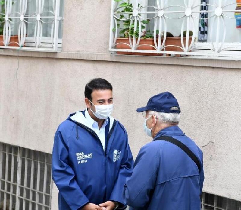 Başkan Akpolat: Pandemi dayanışmadan daha güçlü değil