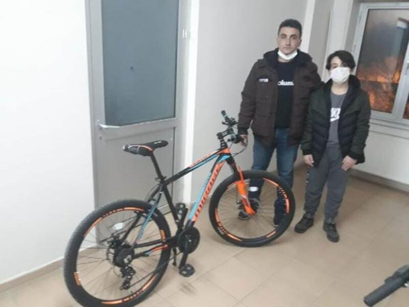 Eskişehir'de bisiklet çalan 2 kişi yakalandı