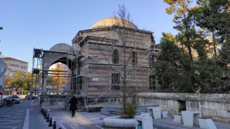 Lüleburgaz'da tarihi Sıbyan Mektebi'nin restoresine başlandı