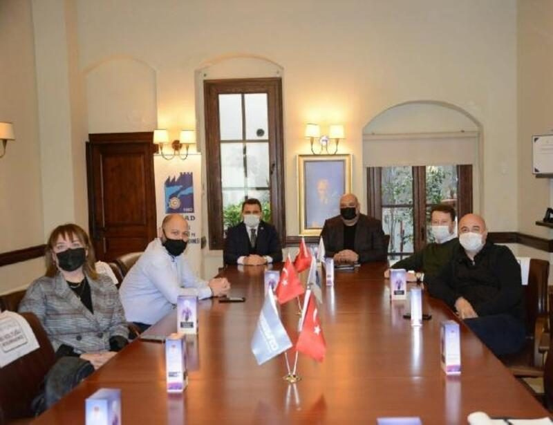 Alan Başkanı Kaşdemir'den, ÇASİAD'a ziyaret