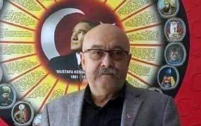 Ressam Çetinkaya'nın acı günü
