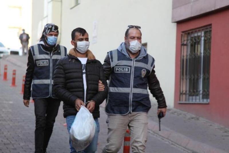 Kayseri'de, 20 yıl hapis cezasıyla aranan şüpheli yakalandı