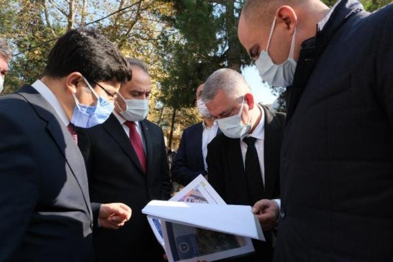Şehir Hastanesi hattında imalat başlıyor