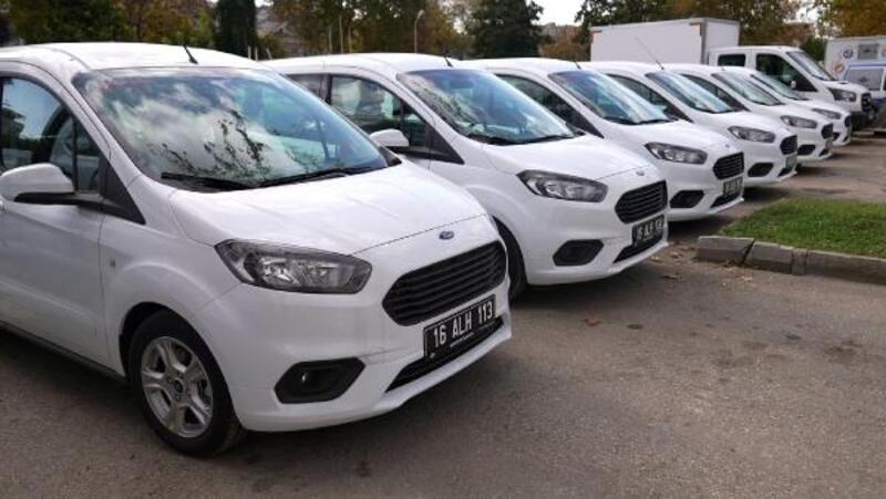 Osmangazi Belediyesi araç filosunu genişletiyor