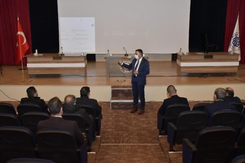 Biga Belediye Başkanı Erdoğan, Millet Bahçesi projesini açıkladı