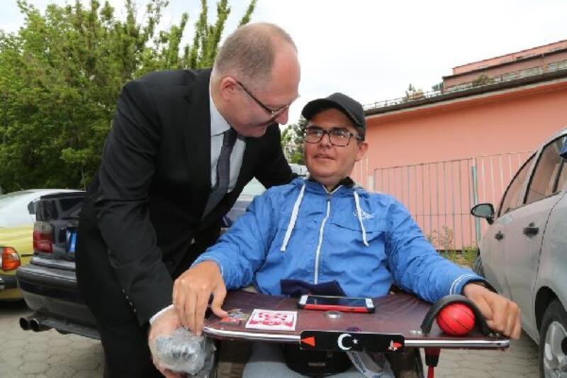 Başkan Bilgin'den 3 Aralık Dünya Engelliler Günü mesajı