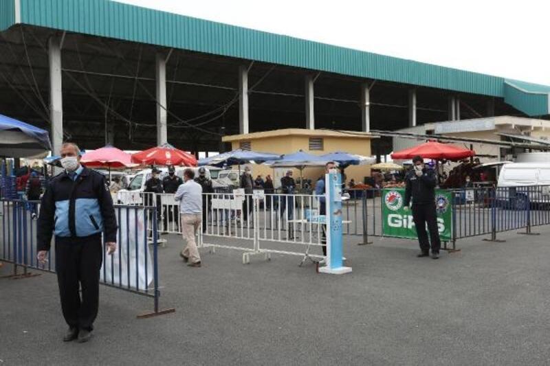Kepez'de pazarlar hafta içi kurulacak