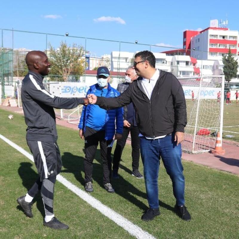 Antalyaspor'da MKE Ankaragücü hazırlığı